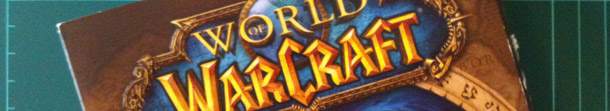 Box art for the original World of Warcraft