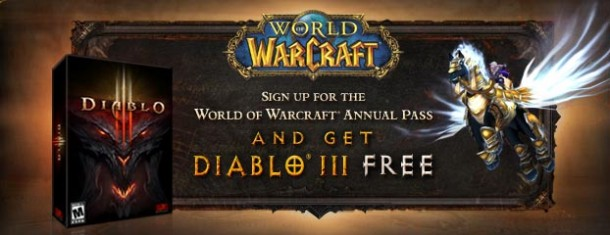 Warcraft Annual Pass Banner