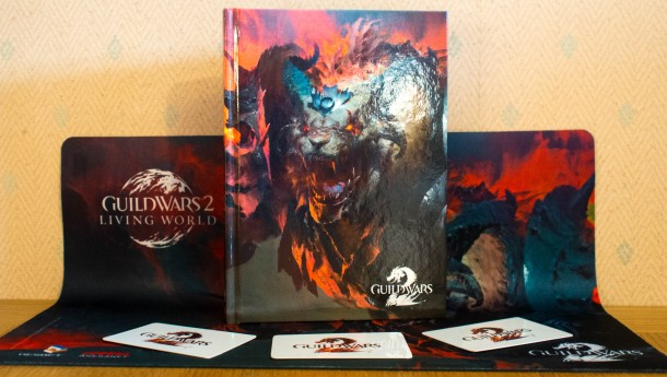 Guild Wars 2 Swag
